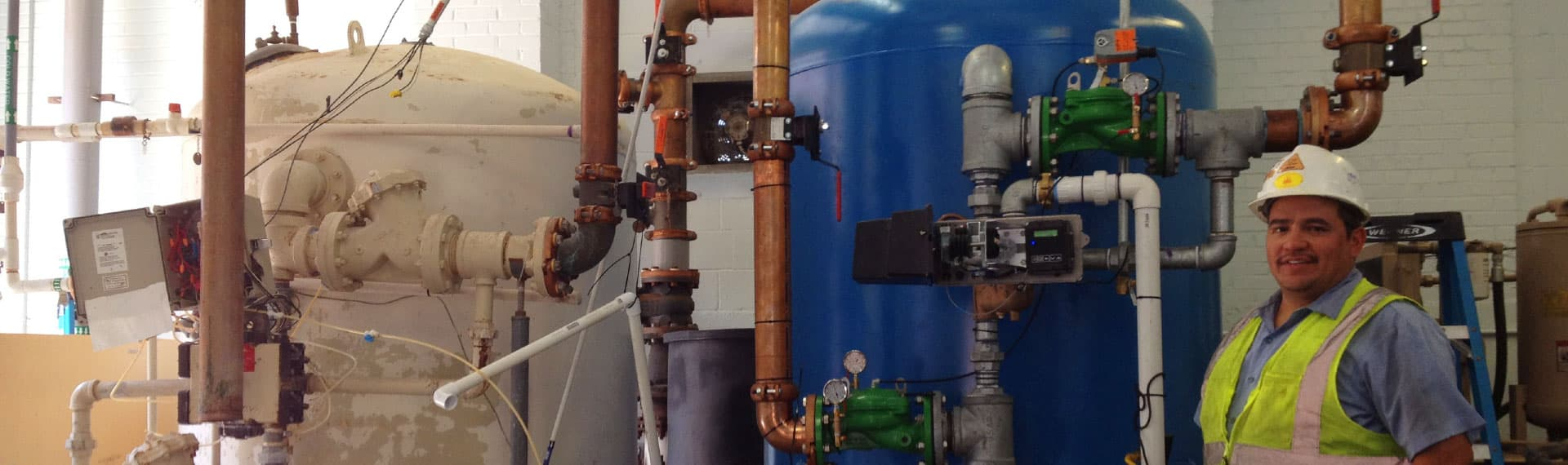 Raypak boilers| hydromatic pumps | commercial water softeners | Heat & Treat expert technician | Heat & Treat Texas