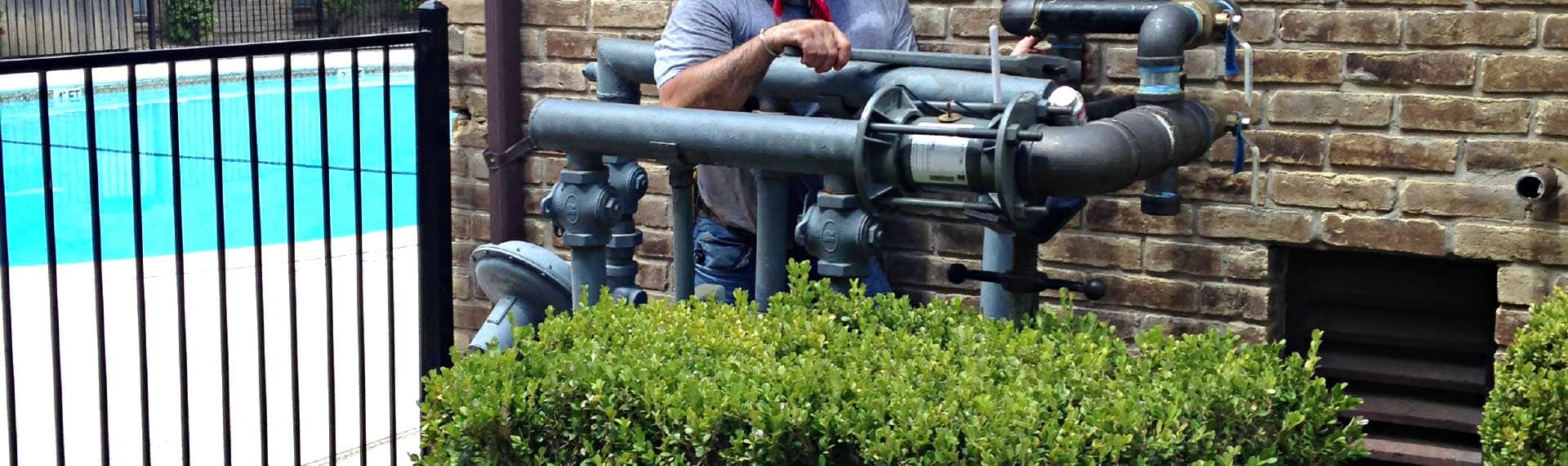 Raypak boilers  hydromatic pumps   commercial water softeners   Heat & Treat expert technician   Heat & Treat Texas